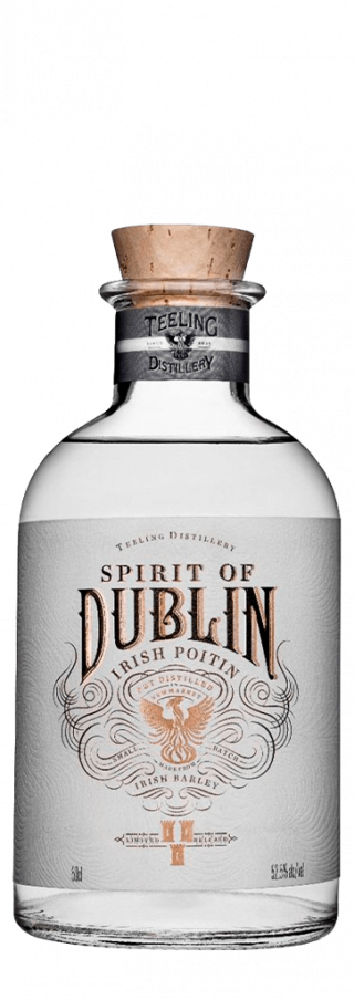 Specific Bottle Spirit of Dublin
