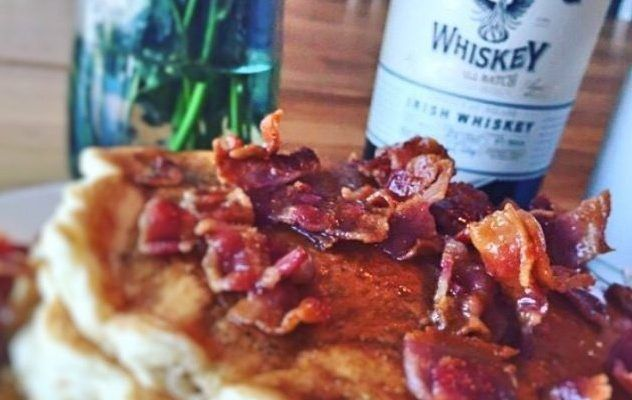 Teeling Whiskey, Bacon & Maple Syrup Pancakes Recipe – You're Welcome!