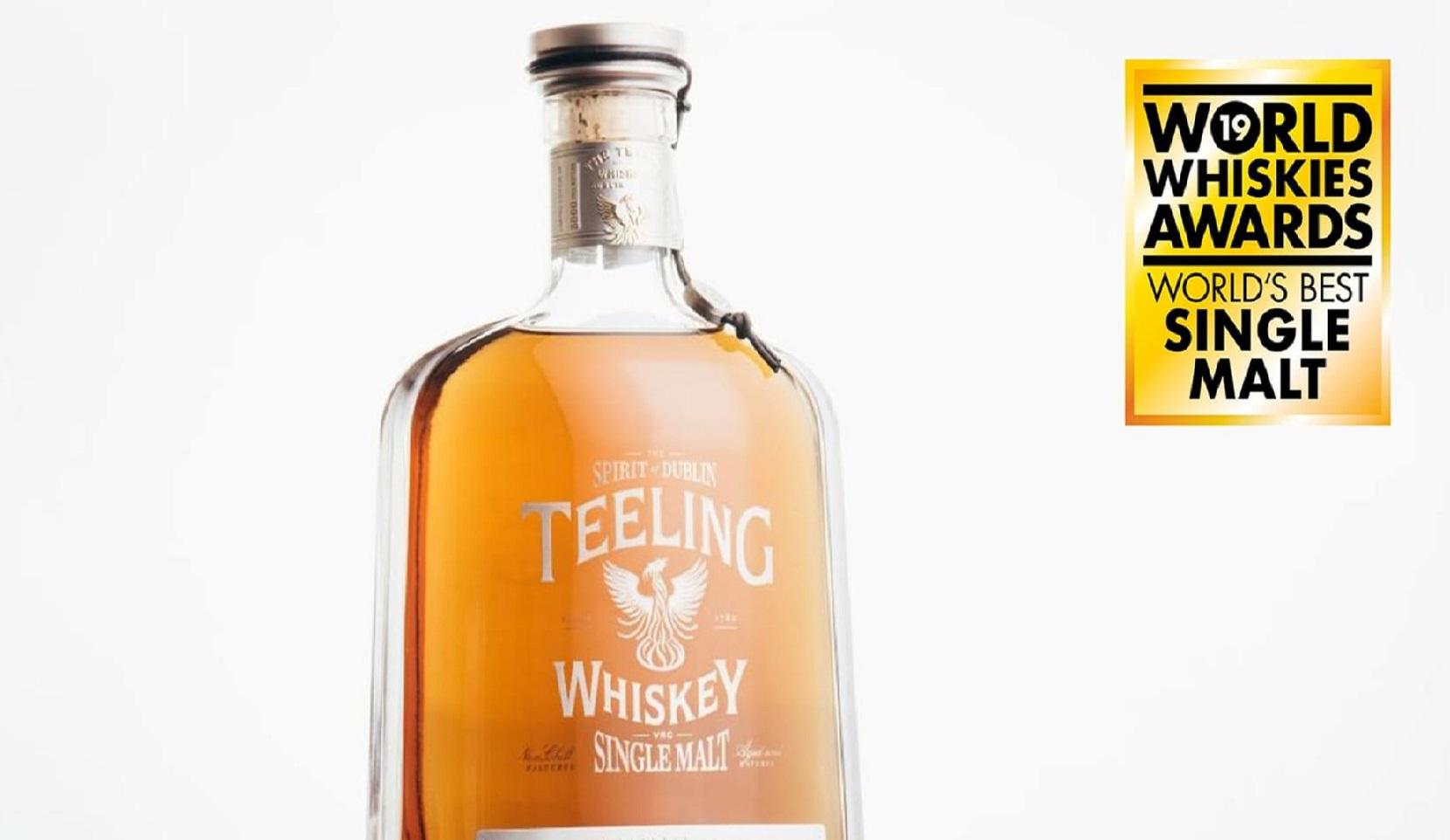 Teeling Whiskey 24 Year Old is the World's Best Single Malt