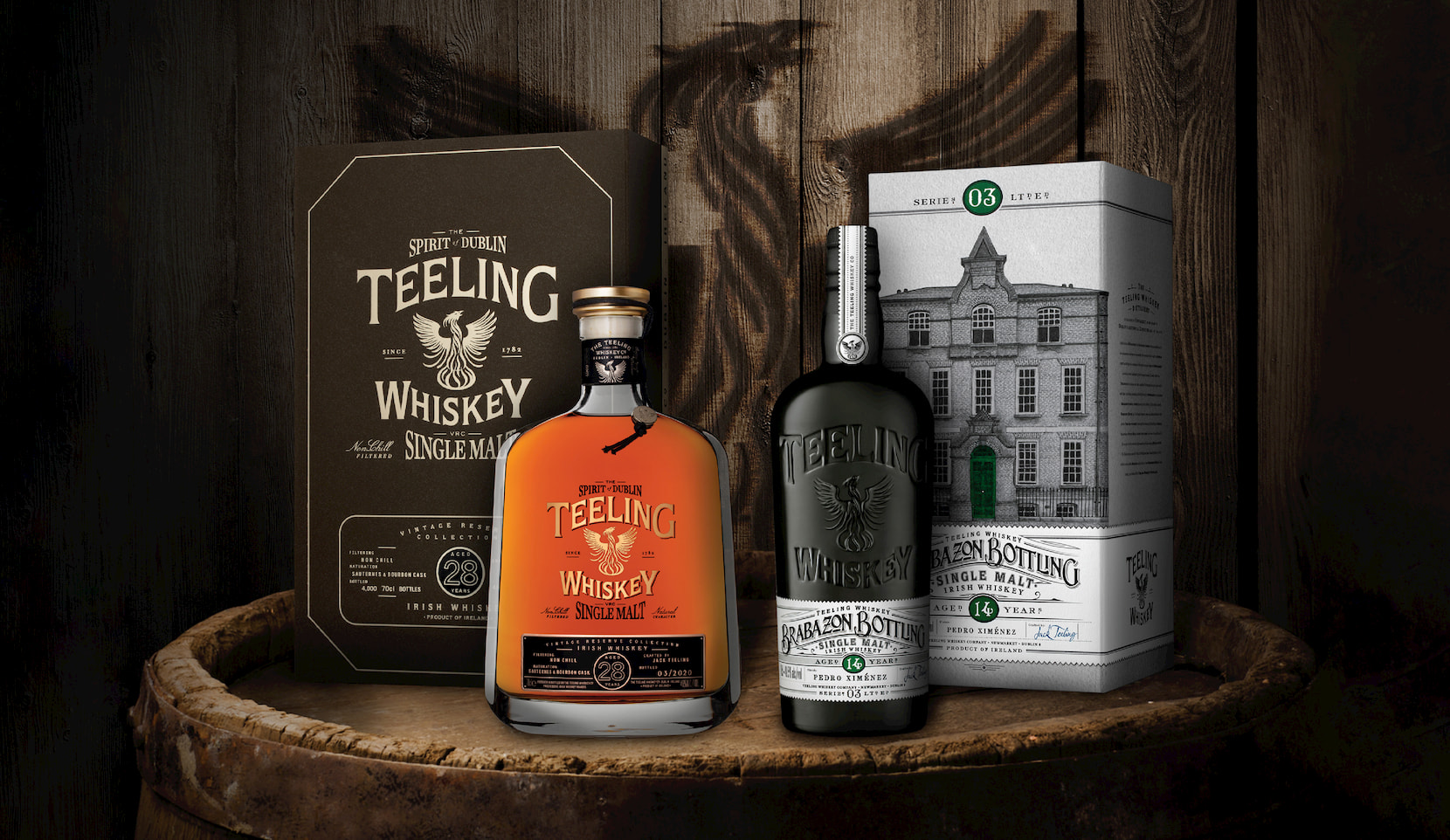 Teeling Whiskey Marks World Whiskey Day with Launch of Two New Single Malt Whiskeys
